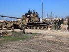 """""""Hổ Syria"""" sát cánh quân tình nguyện tiến đánh IS trên chiến trường Hama"""