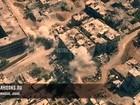 Tên lửa, pháo Syria gầm thét khạc lửa vào phiến quân cố thủ ven Damascus