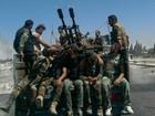 Không quân Nga yểm trợ, quân đội Syria tiến đánh IS tại Hama (video)