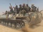 """""""Hổ Syria"""" tấn công siết vòng vây IS tại Hama, Homs (video)"""