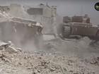 Quân đội Syria trút bão lửa vào phiến quân cố thủ ngoại vi Damascus