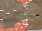 Quân đội Syria dồn dập tiến đánh về giải vây Deir Ezzor