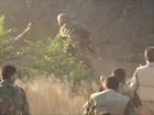 Quân đội Syria tấn công dữ dội phiến quân ven Damascus 10 ngày liên tiếp