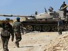Quân đội Syria tấn công IS khắp chiến trường, giải phóng cao điểm tại Hama