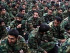 Lộ hình ảnh binh sĩ Iran chiến đấu chống IS tại Syria (video)