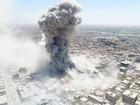 Syria: Kịch chiến đẫm máu trong chảo lửa Raqqa (video)