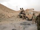 Hỏa lực Syria dồn dập trút sấm sét diệt IS ở Deir Ezzor