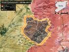 Chiến sự Syria: Quân Assad dồn IS vào cửa tử trên biên giới Lebanon (video)