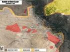 Quân đội Syria, người Kurd đua tấn công IS chiếm lãnh địa tại Deir Ezzor