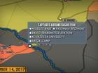 Nga trút sấm sét, quân đội Syria ồ ạt vây đánh IS tại Deir Ezzor (video)
