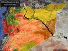 Syria: Đua chiếm Deir Ezzor, người Kurd châm ngòi cuộc chiến với Assad (video)