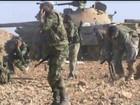 Cận cảnh sở chỉ huy IS kiêm xưởng chế xe tăng tự sát (chùm video)