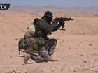 Sập bẫy phục kích, nhóm chiến binh IS mất mạng ở Deir Ezzor (video)