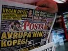 Thổ Nhĩ Kỳ cấm Đại sứ Hà Lan quay lại Ankara sau kỳ nghỉ