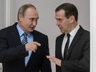 Ông Putin thông báo bệnh tình của Thủ tướng Medvedev
