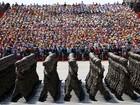 Trung Quốc: Duyệt binh lớn nhân kỷ niệm 90 năm thành lập Quân đội