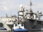 Mỹ: 350 tàu chiến kiềm chế Nga và Trung Quốc