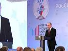 Tổng thống Putin: Chữ tôi viết như gà bới