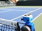 """Robot dùng trí tuệ nhân tạo sẽ """"soi"""" đường bóng trong tennis"""