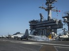 Cụm tàu sân bay tấn công của Mỹ di chuyển đến vùng biển Triều Tiên