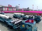Triều Tiên duyệt binh hoành tráng trong bối cảnh căng thẳng (video)