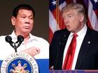 """Ông Duterte ca ngợi tổng thống Trump là """"nhà tư tưởng thực dụng"""""""