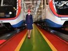 Tàu điện ngầm kiểu Matxcơva sẽ xuất hiện tại Việt Nam?