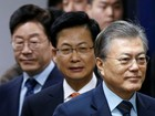 Cử tri Hàn Quốc bắt đầu đi bỏ phiếu sớm bầu tổng thống
