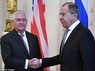 Hôm nay, Tổng thống Trump tiếp Ngoại trưởng Nga tại Nhà Trắng