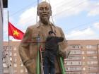 Dựng tượng đài Hồ Chí Minh thứ ba trên đất Nga