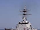 Lần đầu tiên dưới thời Tổng thống Donald Trump, tàu chiến Mỹ tuần tra biển Đông