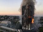 Facebook bật Safety Check sau cháy lớn ở London