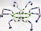 Nghiên cứu sinh ở Harvard tạo nhện robot chỉ bằng ống hút