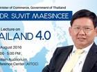 Thái Lan 4.0: Không cải cách hành chính thì khó đạt được mục tiêu