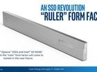 Intel phát triển ổ cứng SSD mới với mật độ lưu trữ siêu khủng