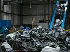 'Nghĩa địa' 56.000 tấn tivi bị bỏ quên