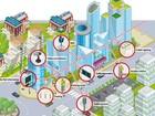 Thị trường công nghệ thành phố thông minh sẽ đạt 775 tỷ USD vào 2021