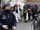 Tấn công khủng bố tại Paris, 12 người chết