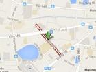 Phê duyệt đồ án thiết kế đô thị một số tuyến phố ở quận Ba Đình