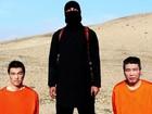 IS dọa giết hai con tin người Nhật, đòi tiền chuộc 200 triệu USD
