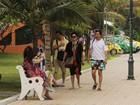 Du khách Trung Quốc ồ ạt đổ bộ Nha Trang
