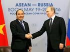 """Nga không """"phụ họa"""" Trung Quốc khi chuyển hướng sang châu Á"""