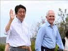 """Nhật Bản và Australia tăng cường quan hệ """"đồng minh"""" ứng phó mối đe dọa"""