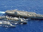 Tàu sân bay Mỹ tuần tra Biển Đông, thách thức yêu sách vô lý của Trung Quốc