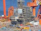 Trung Quốc có thể hạ thủy tàu sân bay Type 001A vào ngày 23/4/2017