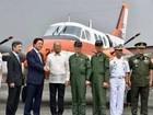 Nhật chuyển hai máy bay  huấn luyện TC-90 cho Philippines