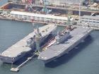 Trung Quốc và Nhật Bản chạy đua phát triển tàu sân bay hạng nhẹ