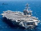 """Mỹ """"trấn"""" 2 tàu sân bay gần Triều Tiên, thùng thuốc súng vẫn nóng"""