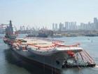 Trung Quốc đứng ở vị trí nào về tàu sân bay trên thế giới hiện nay?