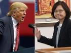 """Donald Trump khen ông Tập """"rất tốt"""", từ chối điện đàm với lãnh đạo Đài Loan"""